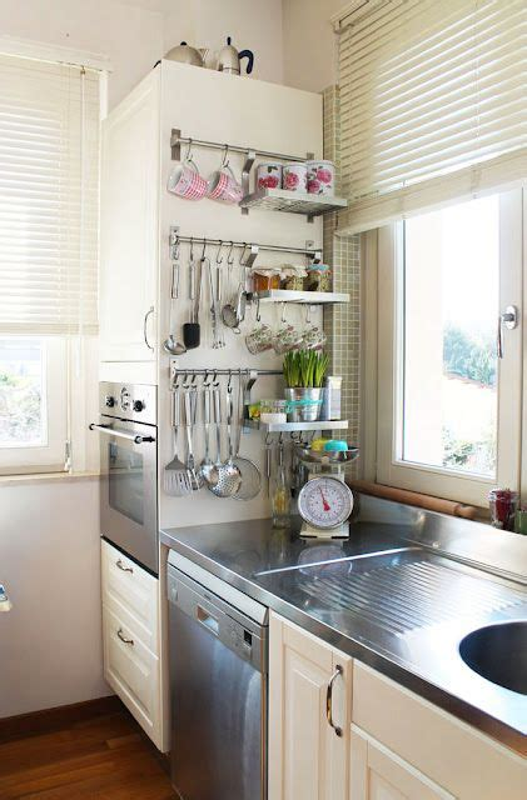 24 Creative Small Kitchen Storage Ideas  Shelterness