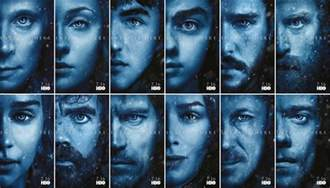 Game of Thrones Season 7 Poster Official