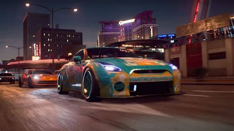 speed payback official launch trailer ign video