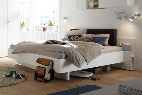 Flour is a basic ingredient of bread. BASIC - Bed   hülsta - Design furniture Made in Germany.