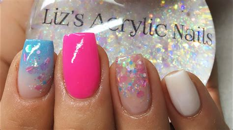 color changing acrylic nails acrylic nails colour changing pigment