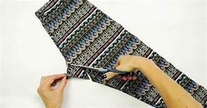 How to Make One Cut Leggings Crop Top - DIY u0026 Crafts - Handimania