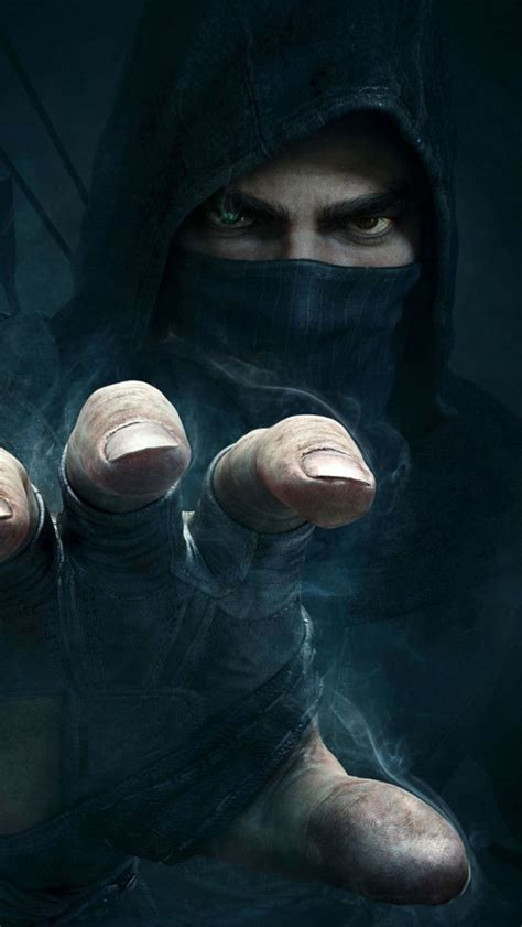 thief video game wallpaper  iphone wallpapers
