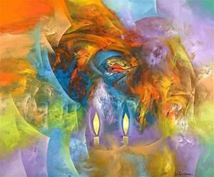 Eduard Grossman ~ Israeli Art | NER Art Gallery