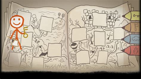 Image Draw a Stickman EPIC Background World of EPIC