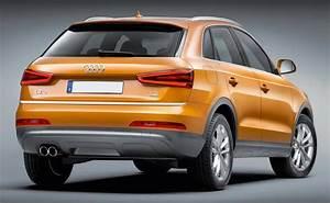 Audi Q3 Coffre : baguette de coffre chrom e audi q3 ~ Medecine-chirurgie-esthetiques.com Avis de Voitures