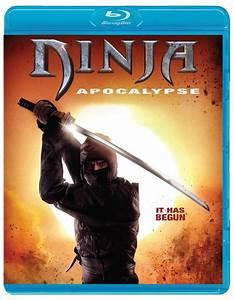 Ninja Apocalypse   Blu-ray & DVD (Millennium)   cityonfire.com