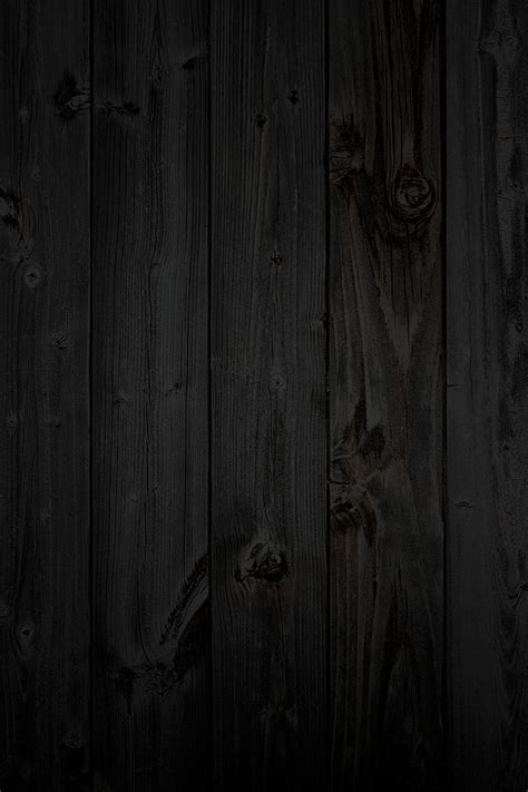 Schwarz Holz by Wall Colour Black Wood Schwarze Wand Holz I