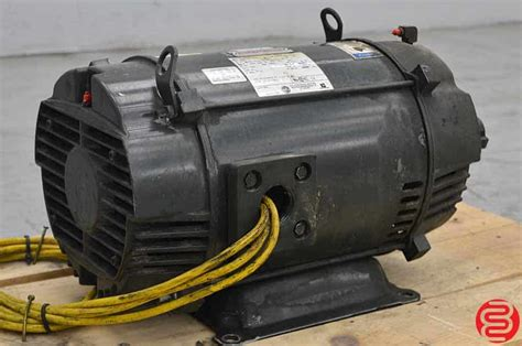 Emerson Electric Motors by Emerson U S Electric Motors 25 Hp Motor Boggs Equipment