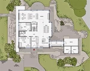 Moderne Häuser Mit Grundriss : grundriss haus architektenh user ~ Markanthonyermac.com Haus und Dekorationen