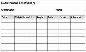 Arbeitsstunden Berechnen Pro Monat : stundenzettel vorlage planer pinterest vorlagen ~ Themetempest.com Abrechnung