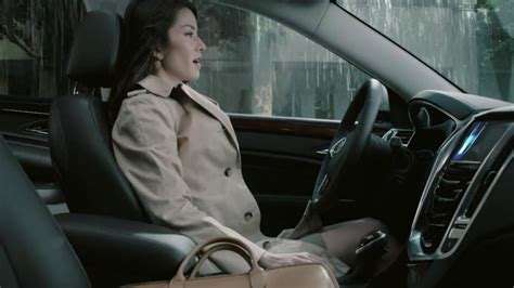 Cadillac Commercials by 2013 Cadillac Srx Tv Commercial Rainy Run Song By