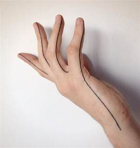 19 Subtle And Severely Minimalist Tattoos | Tattoodo.com ...