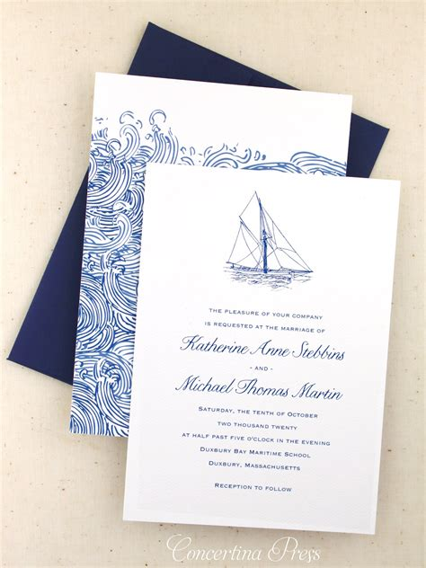 Concertina Press Stationery and Invitations: Looking for
