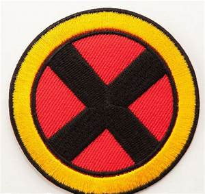 "X-MEN Patch Embroidered Iron on Badge (3"") Costume Badge ..."
