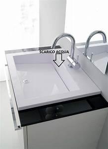 Arredo bagno mobile Vip Coprilavatrice disponibile in 5 colori