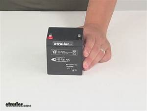 Breakaway Kit Replacement 12 V Battery Hopkins Accessories