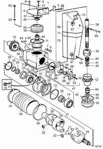 33 Volvo Penta 290 Outdrive Parts Diagram