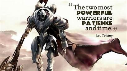 Powerful Quotes Warriors Wallpapers Baltana Desktop