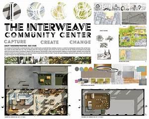 Studio 2  Community Centre Design On Scad Portfolios