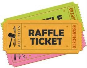 Raffle Ticket Clip Art