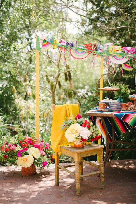 Mexicanthemed Kids Party Ideas  Kids Birthday Parties