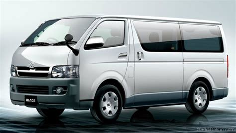 Toyota Hiace Picture by Toyota Hiace Car Pictures Images Gaddidekho