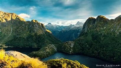 Scenery Landscape Wallpapers Desktop Nature 1366 Land