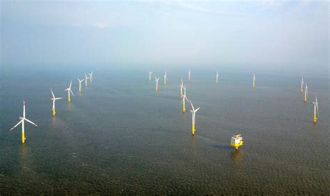 เอ็กโก กรุ๊ป ลุยลงทุน โรงไฟฟ้าพลังงานลมนอกชายฝั่งทะเล ใน ...