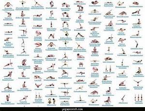 Yoga Pose Chart Poster Pin By Serkan çeşmeciler On Yoga Poses 8 Yoga Poses