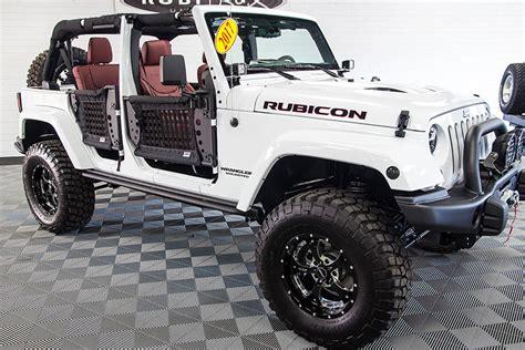jeep rubicon 2017 2 door 2017 jeep wrangler rubicon hard rock unlimited white