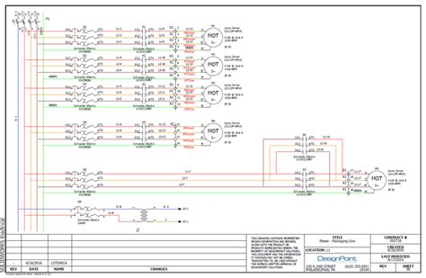 designpoint  design solutions electrical schematic