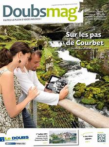 Doubs Mag N512011 By Comit Dpartemental Du Tourisme Du