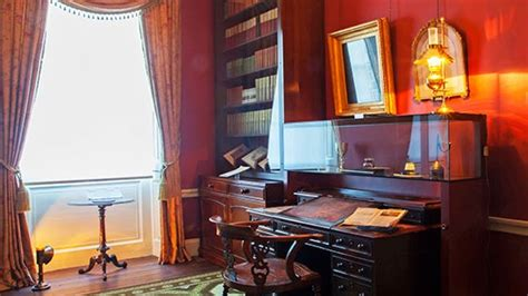 londons charles dickens museum  purchased  writers