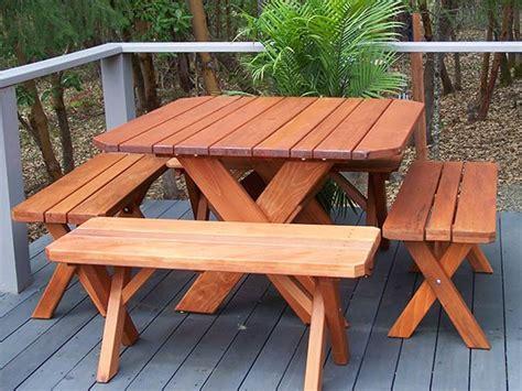 plans  build plans  redwood patio furniture  plans