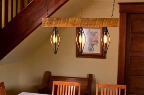 industrial barn wood light fixture id lights
