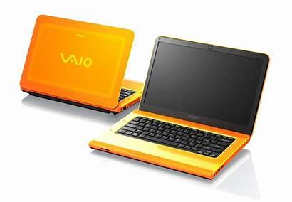 Vaio Sony Notebook Farben Serie Knalligen Neue