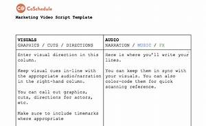 how to write a video script that will make 100000000 With promotional video script template