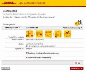 Dhl Paketverfolgung Ohne Nummer : dhl sendungsnummer verloren tracking support ~ Markanthonyermac.com Haus und Dekorationen