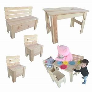 Sitzgruppe Mit Bank : kinderstuhl kindertisch kinderbank sitzgruppe tisch stuhl ~ Pilothousefishingboats.com Haus und Dekorationen