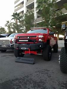 Buy Used Custom 2014 Chevy Silverado Sema Build Truck In