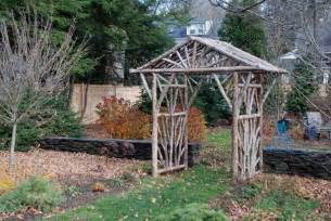 how to build a wedding arch rustic arbors pergolas wedding chuppahs branch