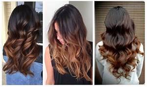 Ombré Hair Blond Foncé : 10 colorations de cheveux qu 39 il faut absolument essayer cette ann e ~ Nature-et-papiers.com Idées de Décoration
