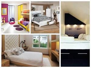 Wie Schlafzimmer Einrichten : kleines schlafzimmer einrichten traum oder alptraum was sagen sie ~ Sanjose-hotels-ca.com Haus und Dekorationen