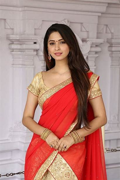 Maheshwari Eshanya Actress Saree Telugu Ammayi Nachindi