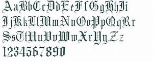 14 Old Medieval Font Images - Gothic Fonts, Old English ...