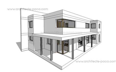 logiciel plan cuisine 3d gratuit plan de maison toit plat 4 pièces villad 39 architecte 125