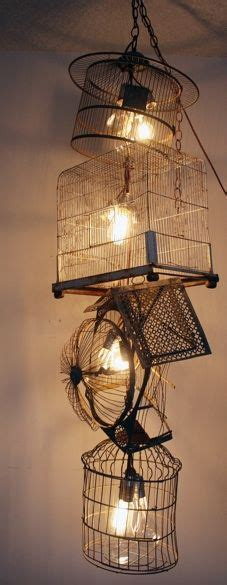 how to make a birdcage chandelier hanging ls at mac s northern steamship