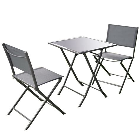 mini table cuisine giantex pcs bistro set garden backyard table chairs