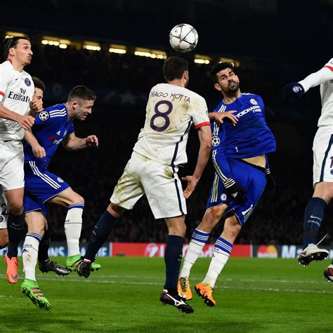 Chelsea vs. PSG: Live Score, Highlights from Champions ...